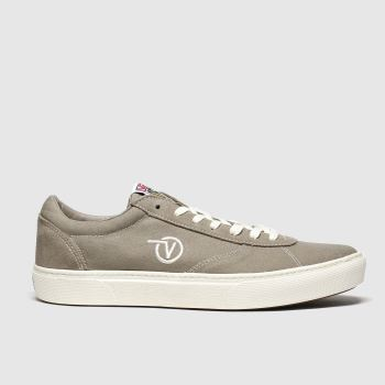 Vans Grey Paradoxxx Mens Trainers