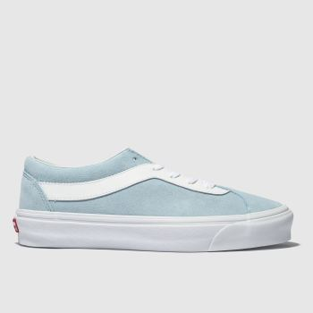 Vans Pale Blue Bold New Issue Mens Trainers