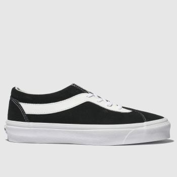 Vans Black Bold New Issue Mens Trainers