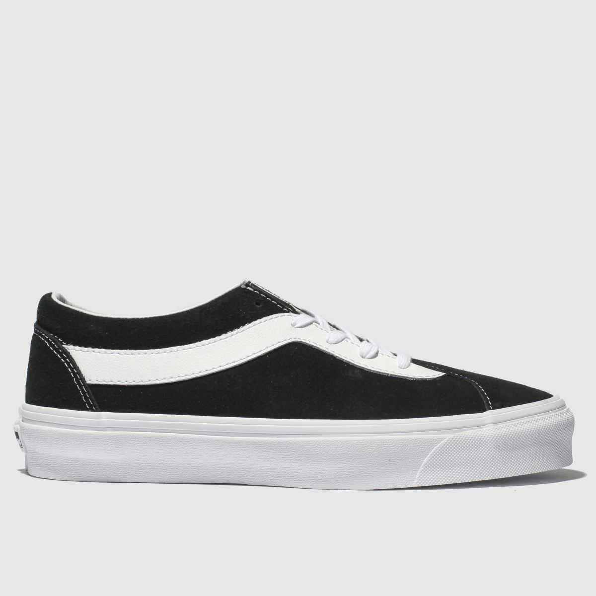 Vans Black Bold New Issue Trainers