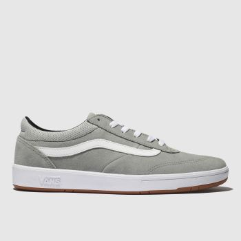 Vans Light Grey Uc Cruze Mens Trainers