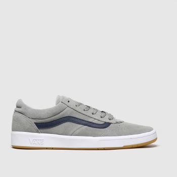 Vans Grey Cruze Mens Trainers#