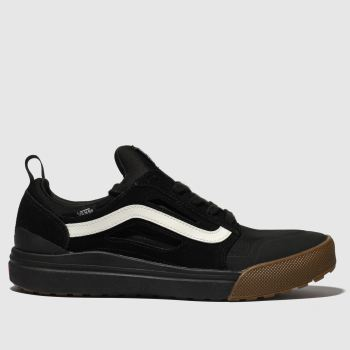 Vans Black & White Ultrarange 3D Mens Trainers