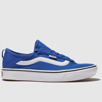 Vans Blue Comfycush Zushi Sf Mens Trainers
