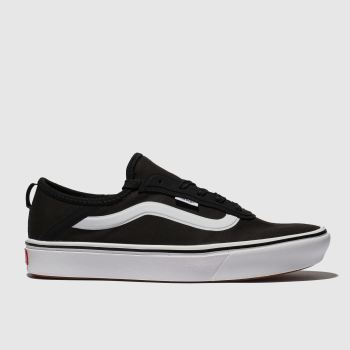 Vans Black & White Comfycush Zushi Sf Mens Trainers