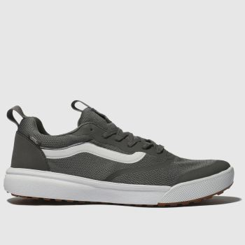 Vans Grey Ultrarange Rapidweld Mens Trainers