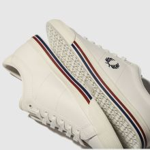 Fred Perry underspin leather 1