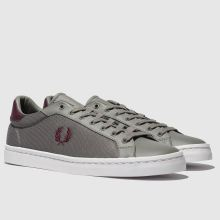 Fred Perry lawn leather 1