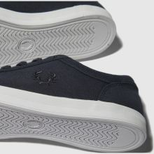 Fred Perry Baseline Canvas 1
