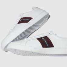 Fred Perry B721 Leather Tape 1