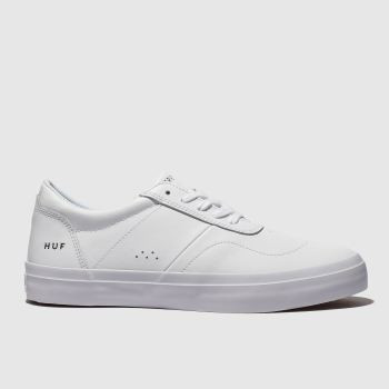 Huf White Cromer 2 Mens Trainers
