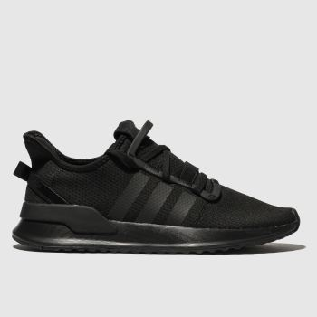 adidas Black U_path Run Mens Trainers