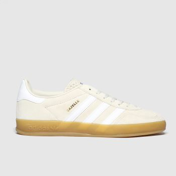 Adidas Stone Gazelle Indoor c2namevalue::Mens Trainers