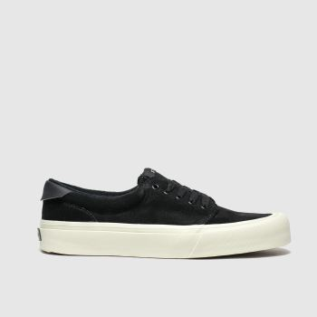Straye Black Fairfax Mens Trainers