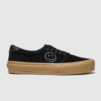 Straye Black & Brown Fairfax c2namevalue::Mens Trainers