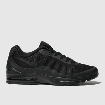 Nike Black Air Max Invigor Mens Trainers#