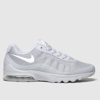 Nike Grey Air Max Invigor c2namevalue::Mens Trainers