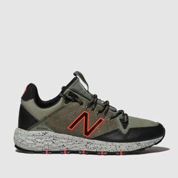 New Balance Khaki Crag Mens Trainers