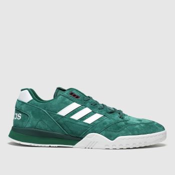 Adidas Green A.r. Mens Trainers