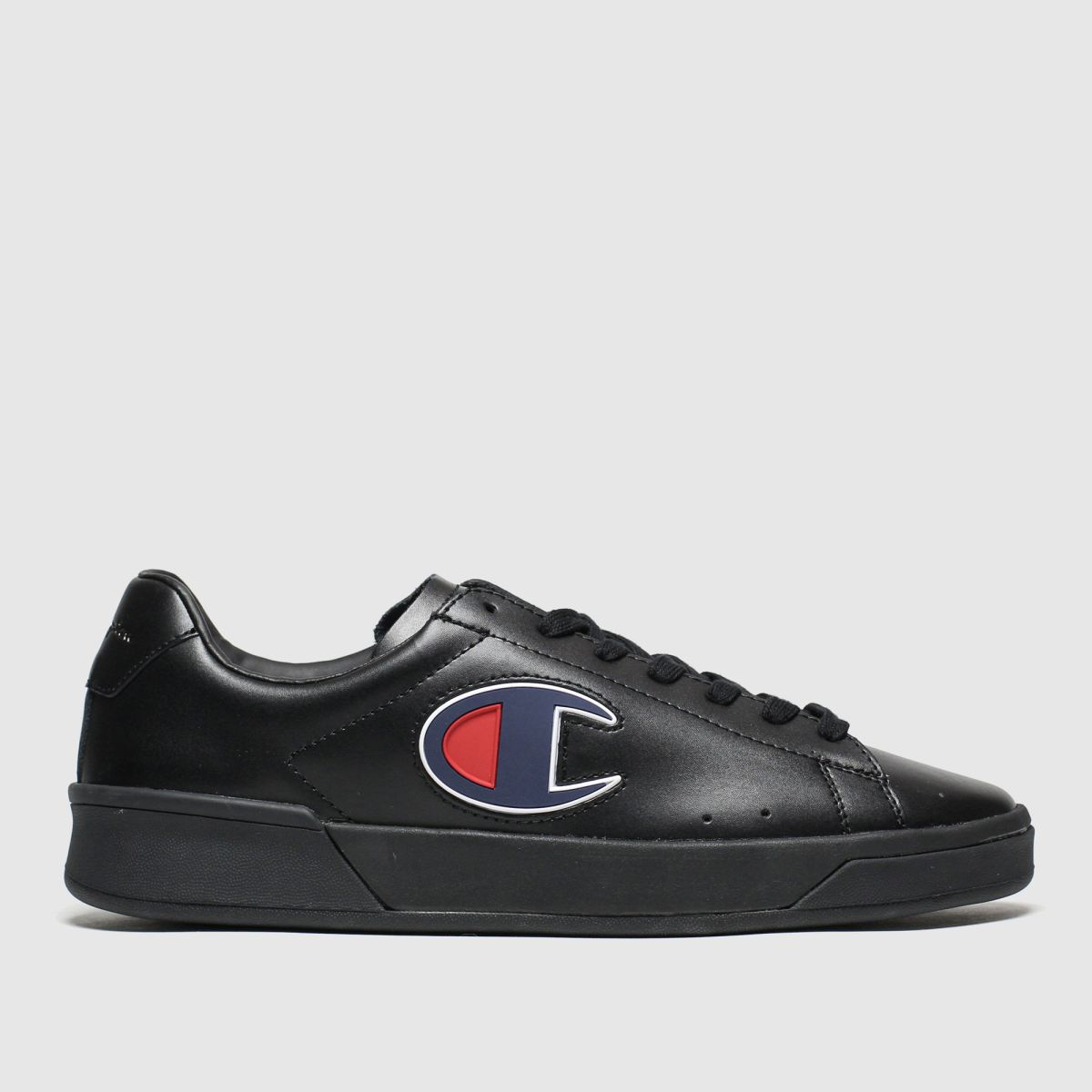 Champion Black & Navy M979 Low Trainers