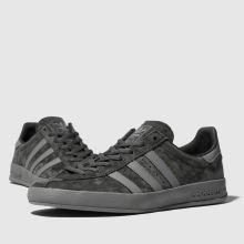 adidas dark grey broomfield trainers