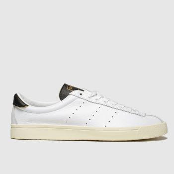 Adidas Weiß-Schwarz Lacombe Herren Sneaker