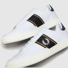 Fred Perry B3 Leather 1