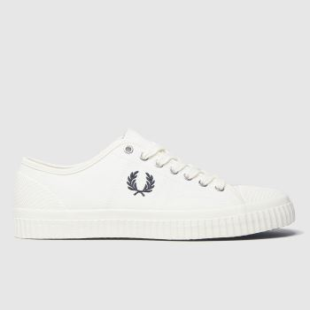 Fred Perry Stone Hughes Low Trainers