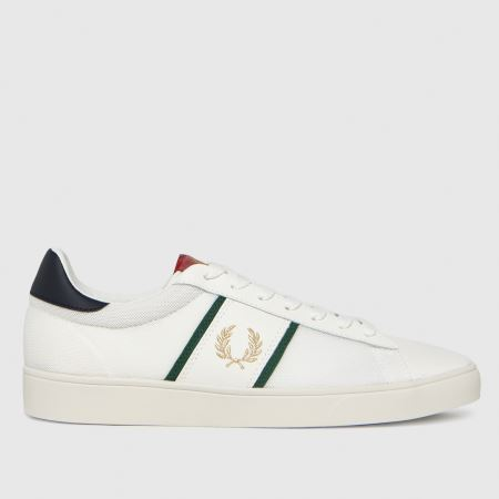 Fred Perry Spencer Leathertitle=