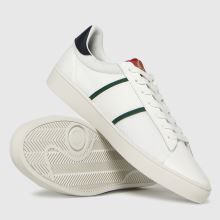 Fred Perry Spencer Leather 1