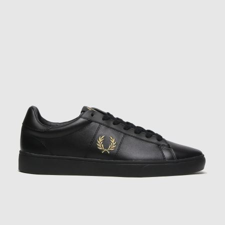 FredPerry Spencer Leathertitle=