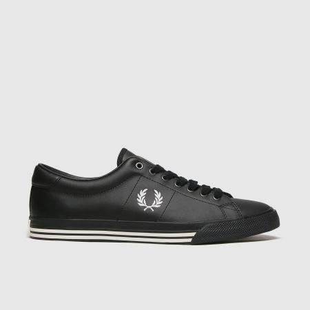 FredPerry Underspin Leathertitle=