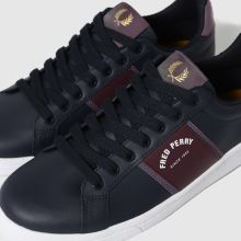 Fred Perry Leather Arch 1