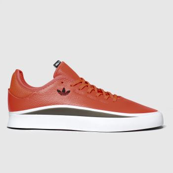 Adidas Skateboarding Red Sabalo c2namevalue::Mens Trainers