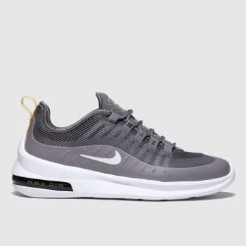 Nike Grey Air Max Axis Premium Mens Trainers