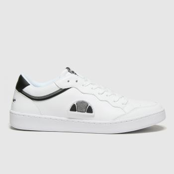ellesse White Archivium Mens Trainers