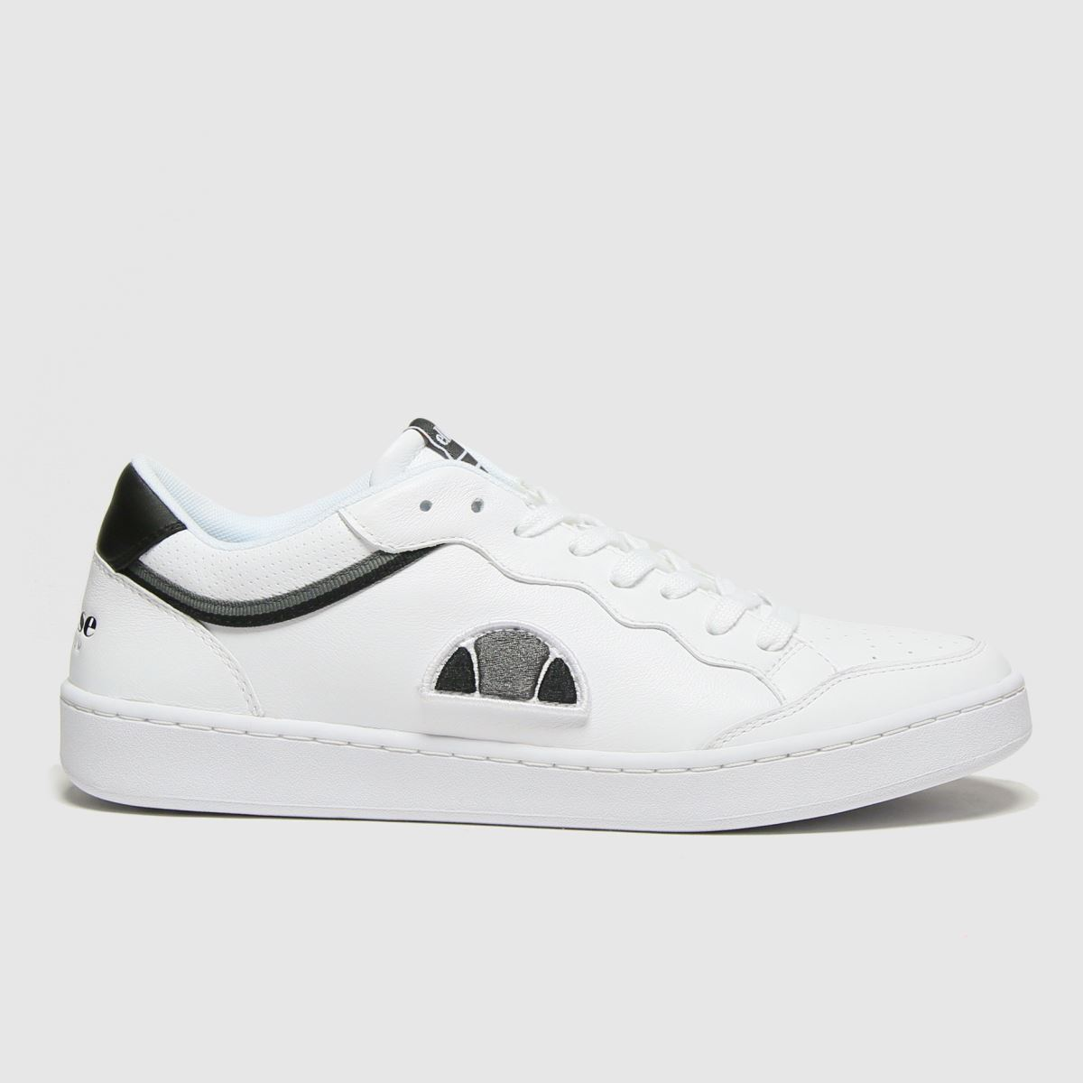 Ellesse White Archivium Trainers