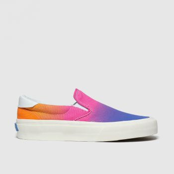 Straye Purple & Pink Ventura Mens Trainers
