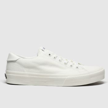 Straye White Stanley Mens Trainers
