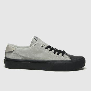 STRAYE Grey Stanley Mens Trainers
