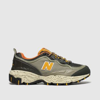 New Balance Khaki 801 c2namevalue::Mens Trainers