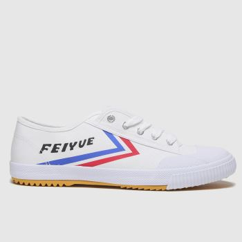 Feiyue White Fe Lo 1920 Mens Trainers