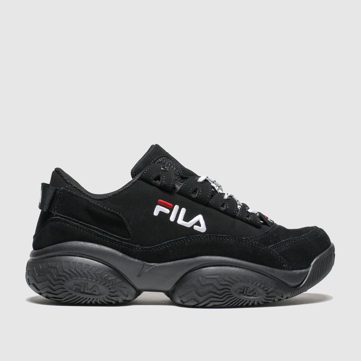 Fila Black Provenance Trainers