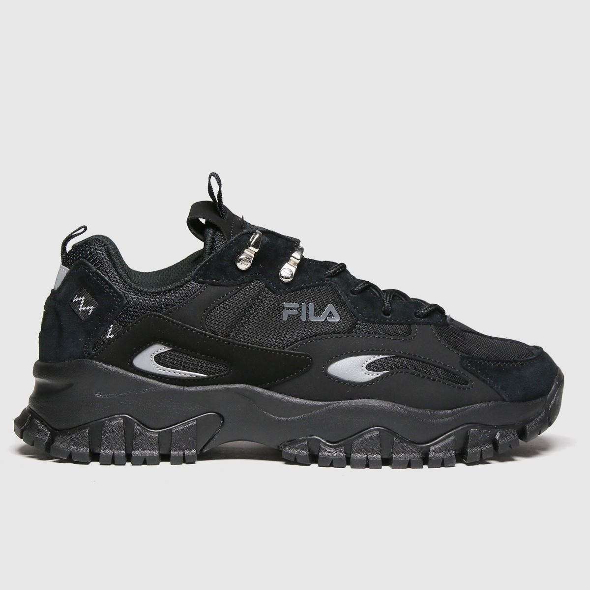 FILA Black Ray Tracer Tr 2 Trainers
