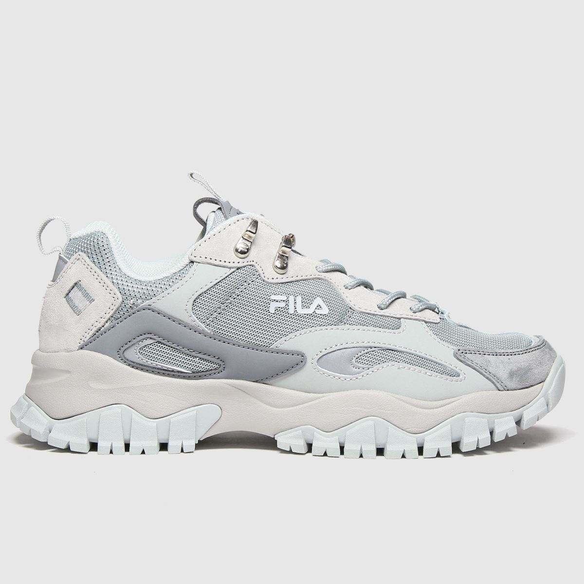 FILA Grey Ray Tracer Tr 2 Trainers