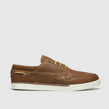 Etnies Tan Durham c2namevalue::Mens Trainers