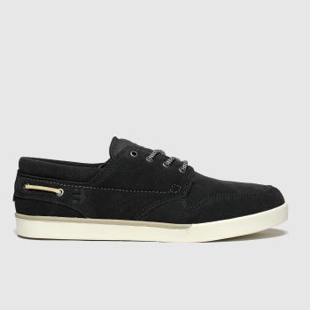 Etnies Grey Durham Mens Trainers