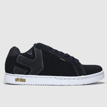 Etnies Navy Fader Mens Trainers