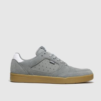 Etnies Grey Veer c2namevalue::Mens Trainers
