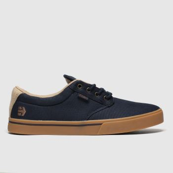 Etnies Navy Jameson 2 Eco c2namevalue::Mens Trainers